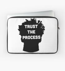 Trust The Process Design Laptop Sleeve