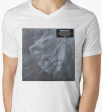 Waxahatchee - out in the storm vinyl LP sleeve art fan art V-Neck T-Shirt