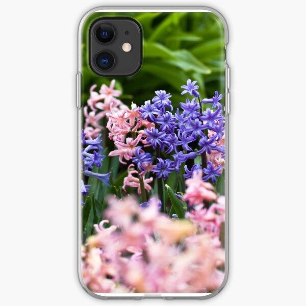 Hyacinth Garden iPhone Soft Case