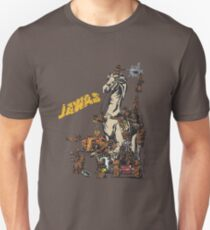 Java Party Text Faded Unisex T-Shirt