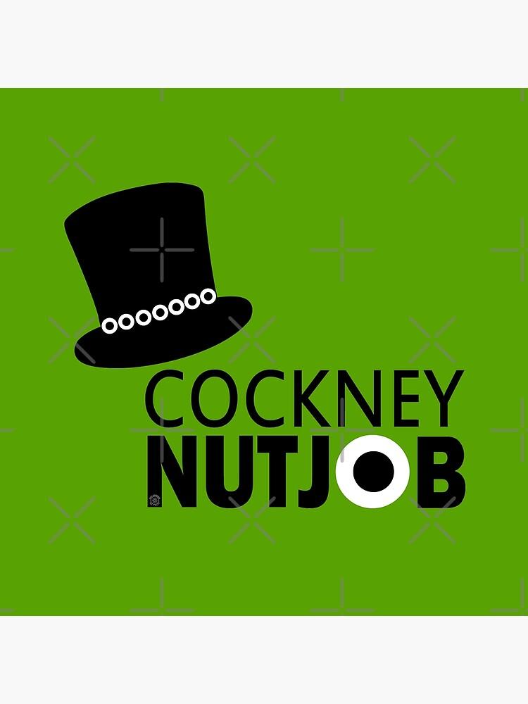 COCKNEY NUT JOB iphone case