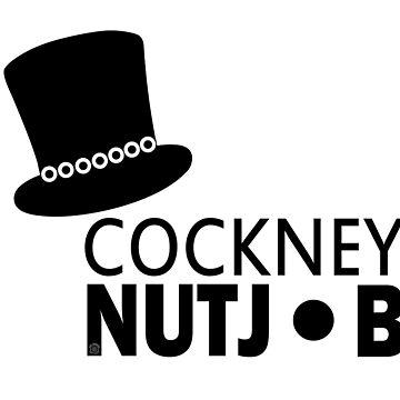 Mighty Boosh - Cockney Nutjob by eyevoodoo