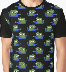 PepoS Pepo Tanz Grafik T-Shirt