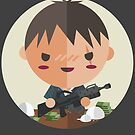 Quick and simple T Montana by jmlfreeman