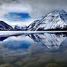 Kathleen Lake, Yukon, Canada by Marty Samis
