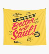 Better Call Saul Wall Tapestry