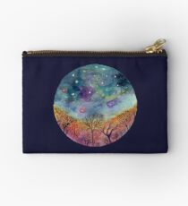 night sky mandala Studio Pouch