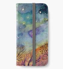 night sky mandala 2 iPhone Wallet/Case/Skin
