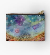 night sky mandala 2 Studio Pouch