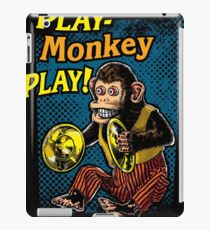 Play Monkey Play! iPad Case/Skin
