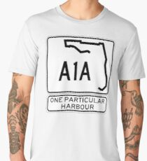 There's this one particular harbour... Men's Premium T-Shirt