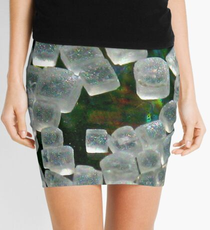 Grains of Salt Mini Skirt