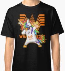 Whataburger - Unicorn Dabbing Classic T-Shirt