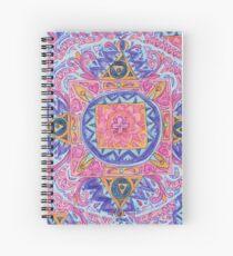 mandala 28 Spiral Notebook