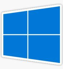 Windows 10 Logo Sticker