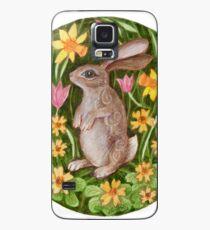 Mandala 27. Rabbit Case/Skin for Samsung Galaxy