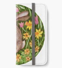 Mandala 27. Rabbit iPhone Wallet/Case/Skin