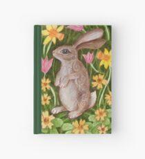 Mandala 27. Rabbit Hardcover Journal