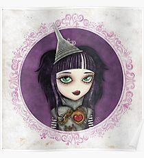 Tin Girl Poster