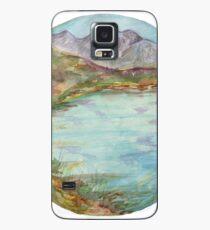 Mandala - lochview Case/Skin for Samsung Galaxy