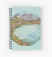 Mandala - lochview Spiral Notebook
