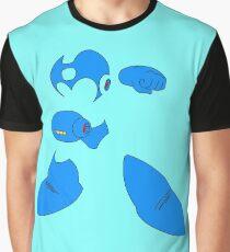 The Mega Man, The Myth, The Legend Graphic T-Shirt