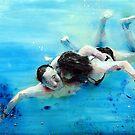 Abbraccio sommersi by Nicoletta Belletti