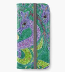 Mandala, kelpies iPhone Wallet/Case/Skin