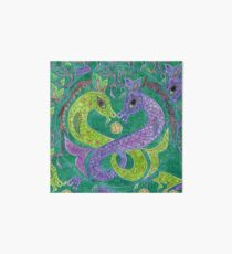 Mandala, kelpies Art Board