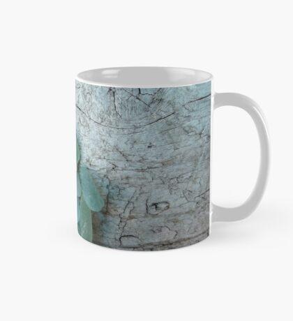 Sea Foam Sea Glass Shades Mug
