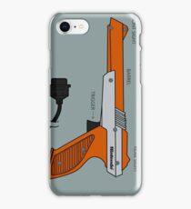 Nes Zapper Shoot them! iPhone Case/Skin