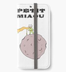 Le Petit Miaou iPhone Wallet/Case/Skin