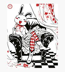 .:Bunny love Princess:. Photographic Print