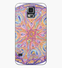 knotwork mandala Case/Skin for Samsung Galaxy