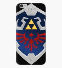 Vinilo o funda para iPhone Zelda - Escudo de Hylian