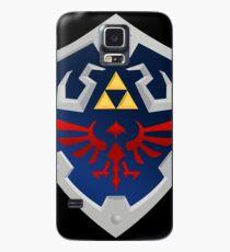 Funda/vinilo para Samsung Galaxy Zelda - Escudo de Hylian