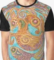 mandala Byzantium beasties Graphic T-Shirt