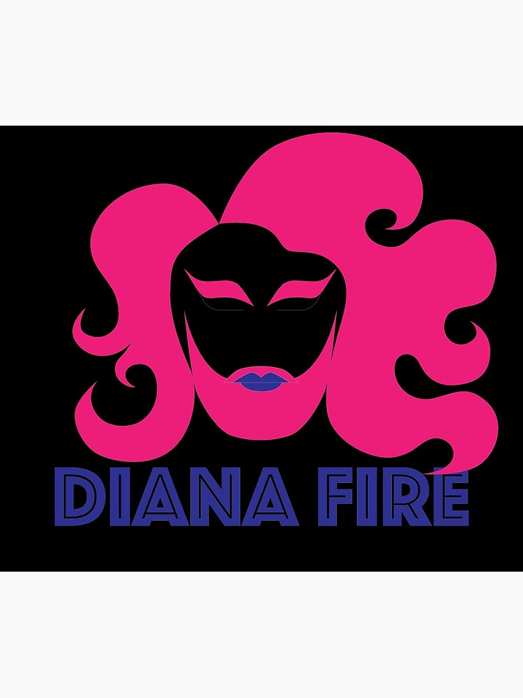 Diana Fire - Pink/Purple | Travel Mug