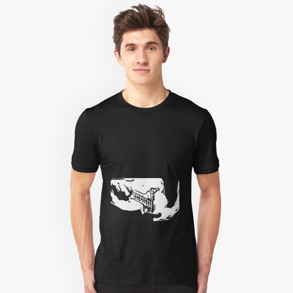 get your gun Unisex T-Shirt