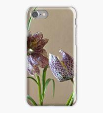 Fritillaria iPhone Case/Skin