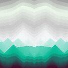 Hazy Mountains  by Emjonesdesigns