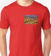 Monolith on the Trail at Sears-Kay Ruins Unisex T-Shirt