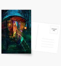 Gypsy Firefly Postcards