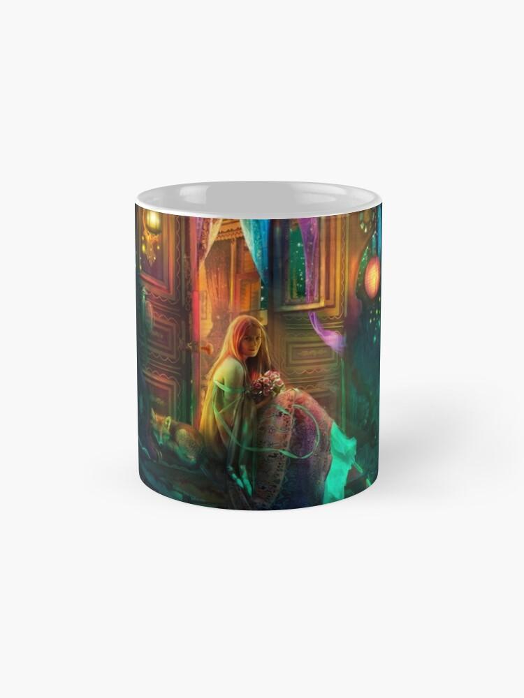 Alternate view of Gypsy Firefly Mugs