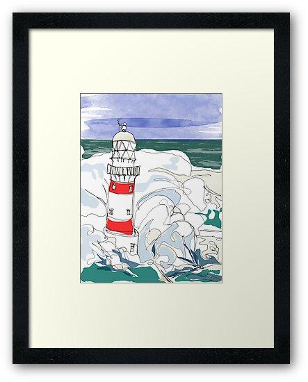 «Lighthouse» de Ruth Isern