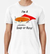 Soup-er Hero Premium T-Shirt