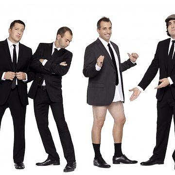 Where Are Joe's Pants? by xAmyy