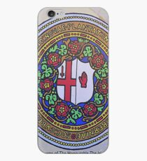 The Irish Society Coat Of Arms..................Derry iPhone Case