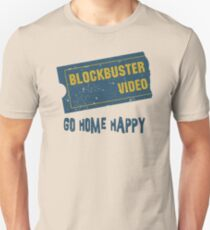 Blockbuster Video Vintage Unisex T-Shirt