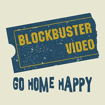 Blockbuster Video Vintage by jacobcdietz